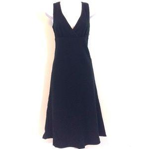 NEW Banana Republic  V-Neck Little Black Dress